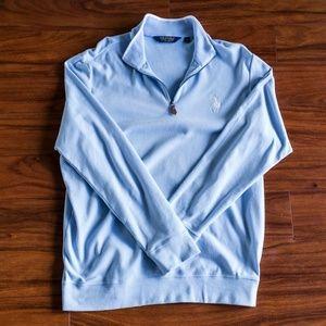Ralph Lauren POLO GOLF Longsleeve 1/4 Zip Shirt